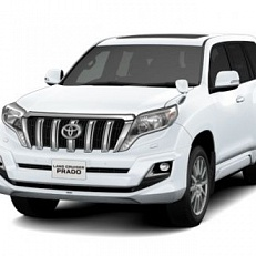 Toyota Land Cruiser Prado 2013 год