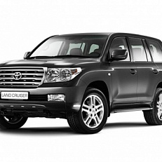 Toyota Land Cruiser 200 2011 год